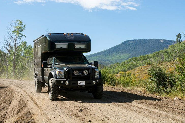 Earthroamer XV-LTS - Expedition Vehicles