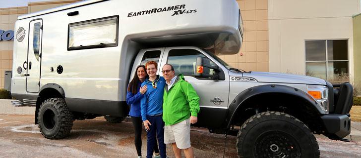 Earthroamer XV-LTS