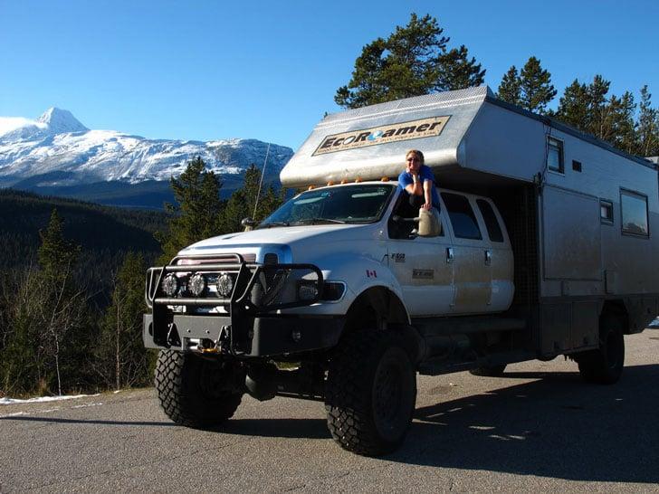 EcoRoamer 4x4Expedition Vehicle