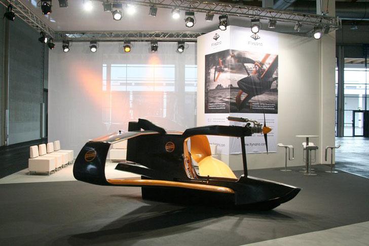 FlyNano Electric Aircraft