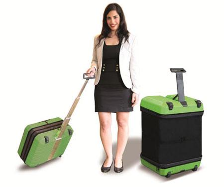 Fugu Expandable Travel Luggage