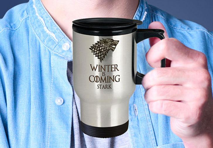 Game Of Thrones Travel Mug