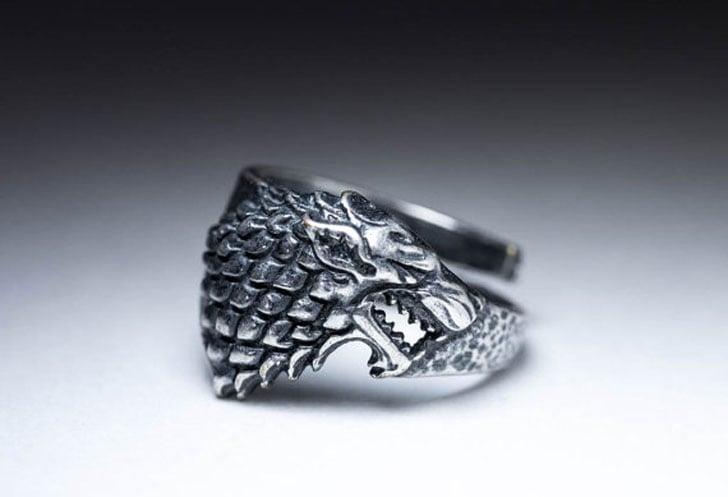 Unique Mens Rings - game of thrones ring