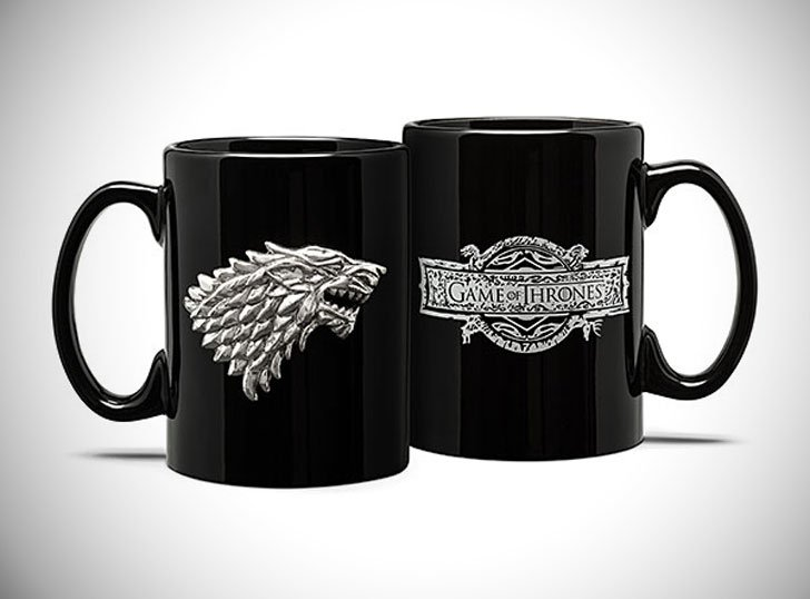 Game of Thrones Stark Emblem Mug