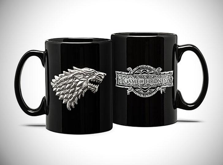 Game of Thrones Stark Emblem Mug
