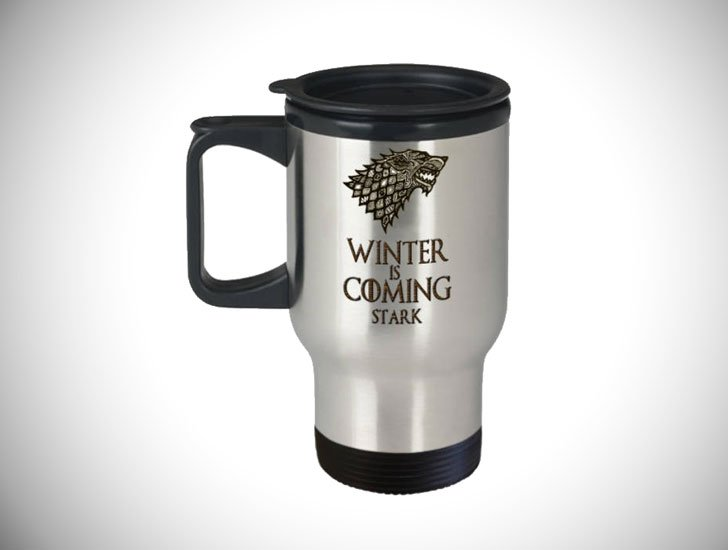Game of Thrones Travel Mug