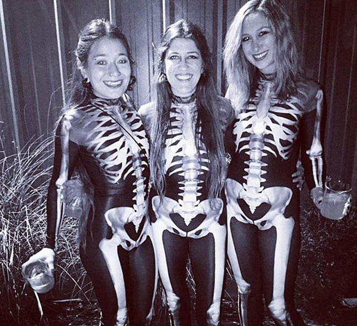 Halloween Skeleton Bodysuits
