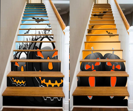 Haunted Stairway Art