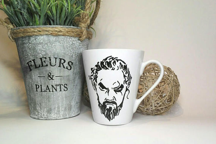 Khal Drogo Coffee Mug