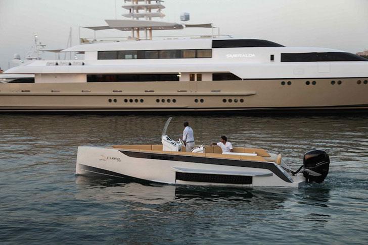 Luxury Amphibious Boats
