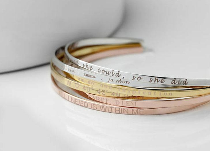 Mignon & Mignon Cuff Bracelets