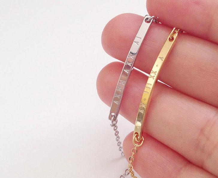 Mignon & Mignon Personalized Bracelets