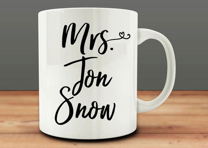 Mrs.Jon Snow Mug