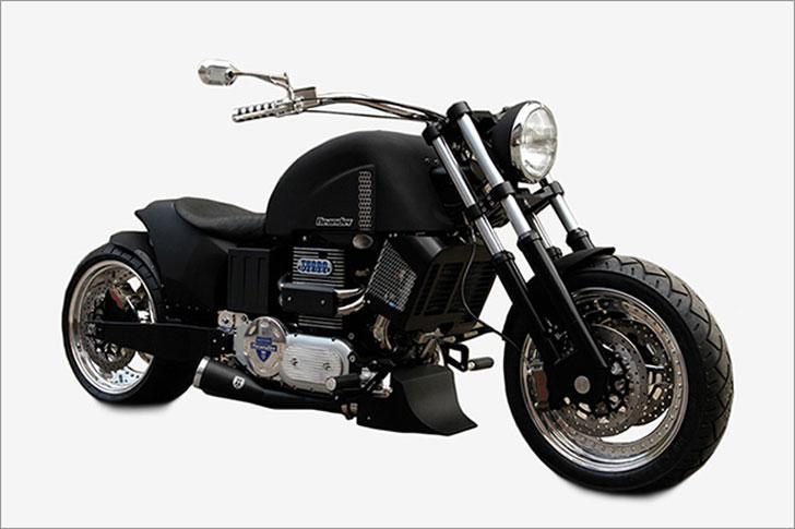Neander Turbo Diesel MotorCycle