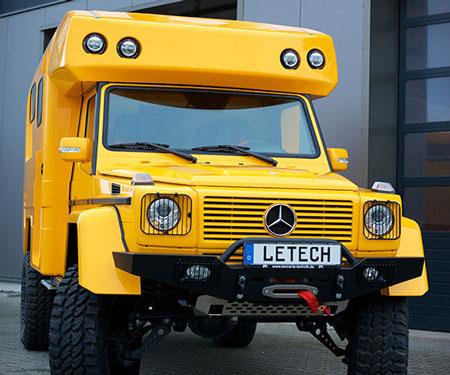 Orangework Expedition Vehicle