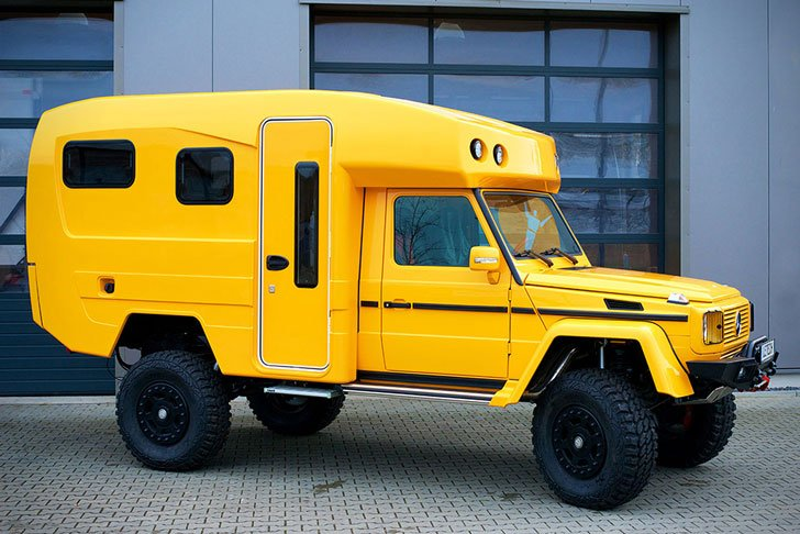 8 Awesome Expedition Vehicles You Need To See!