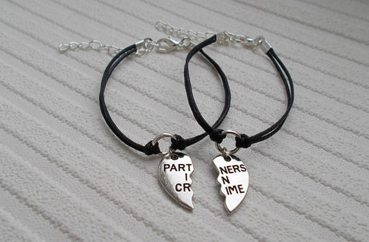 2015 New Arrival Best Friends BFF Forever Partners In