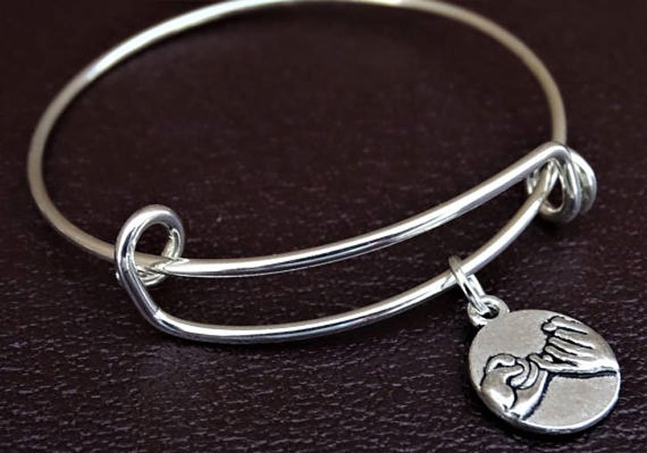 Pinky Promise BFF Bangles