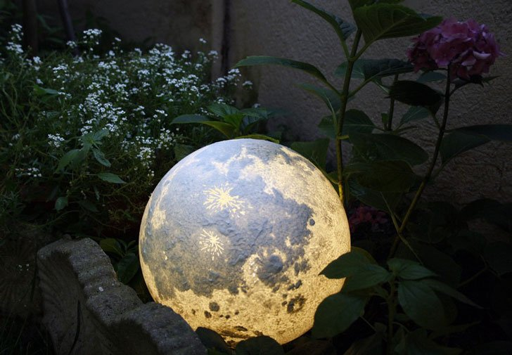 Planet And Moon Lamps