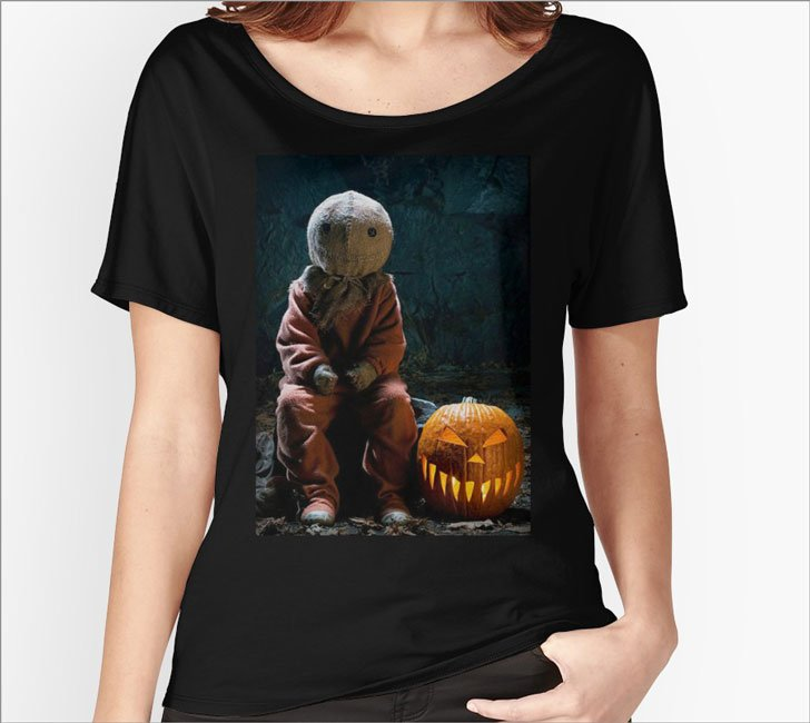 Sam Trick R Treat T-Shirt