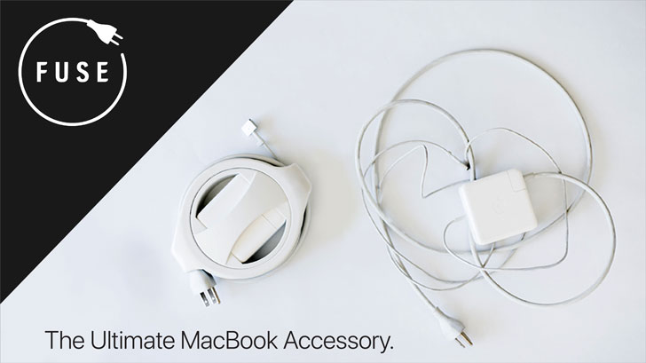 Side Winder Macbook Accessory