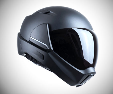 Smart Motorcycle Helmet