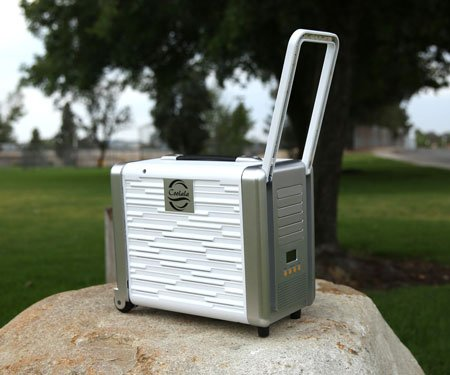 Solar-Powered Air Conditioner
