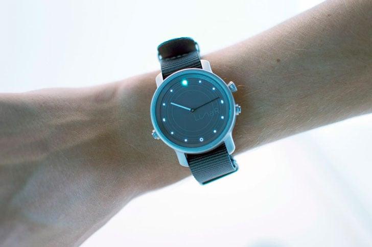 Solar Powered Smartwatch