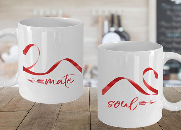 Soul Mate Couples Mugs