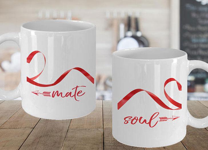 Soul Mate Couples Mugs