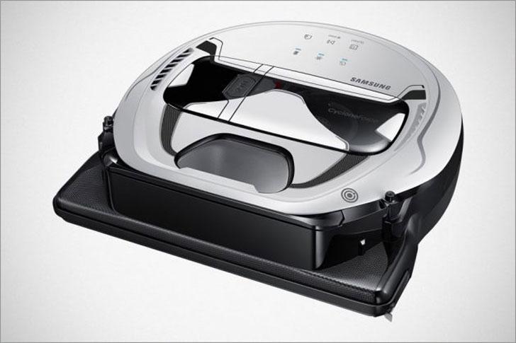 Star Wars Robot Vacuums