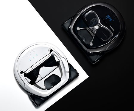 Star Wars Robot Vacuums