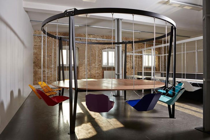 Swing Tables