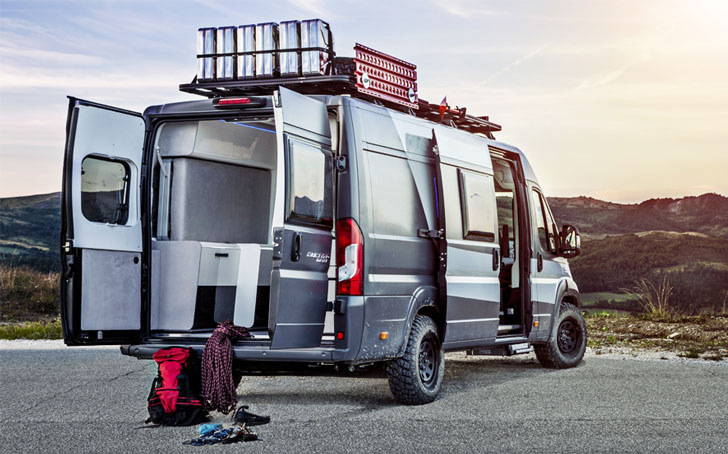 9 Awesome Expedition Vehicles You Need To See! - Awesome Stuff 365