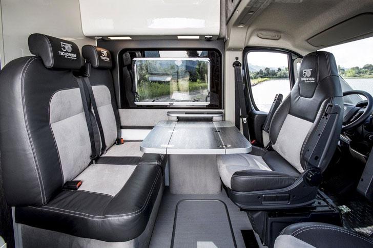 The Fiat Ducato 4×4 Expedition Camper Van