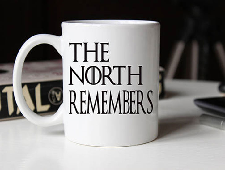 The North Remembers Mug