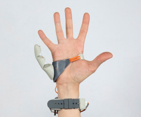 Third Thumb Attachment