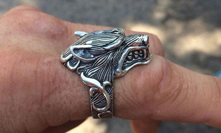 Unique Mens Rings