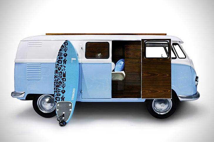 VW Bun Van Bed