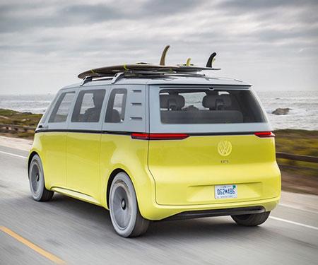 Volkswagen Electric Microbus