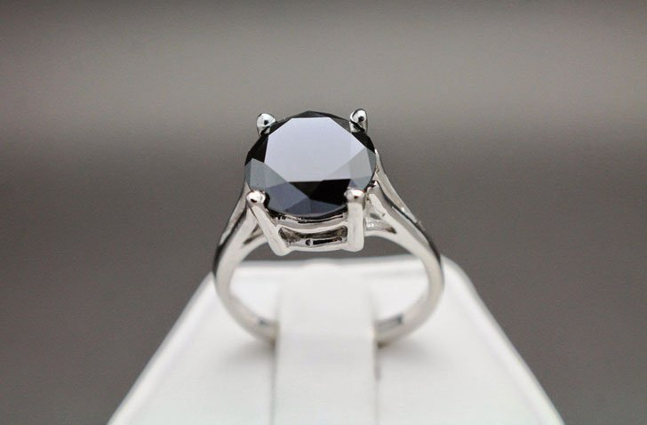 What is The Meaning of Black Diamond Engagement Rings?