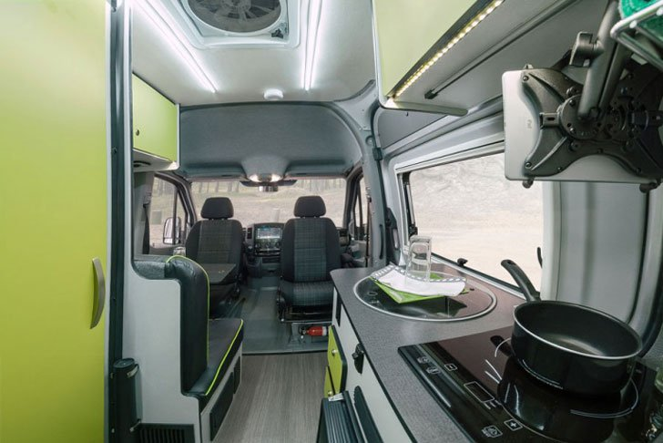 Winnebago Revel 4x4 Motorhome