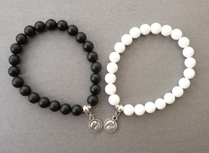 Yin Yang Couples Bracelets