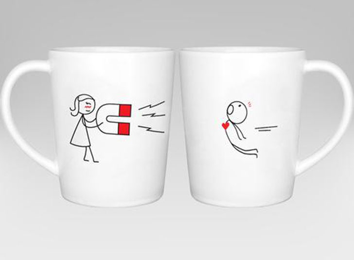 You're Irresistible Couples Coffee Mugs