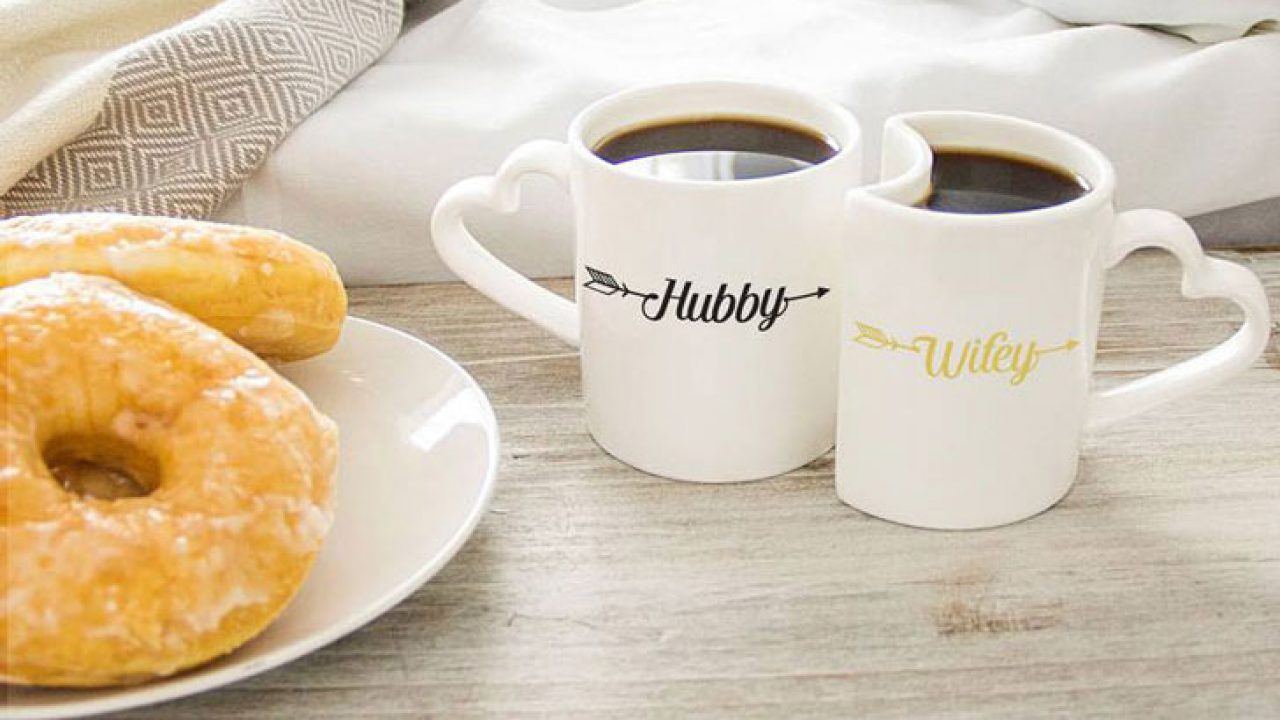 50 Cute Couples Mugs And His And Hers Coffee Cups