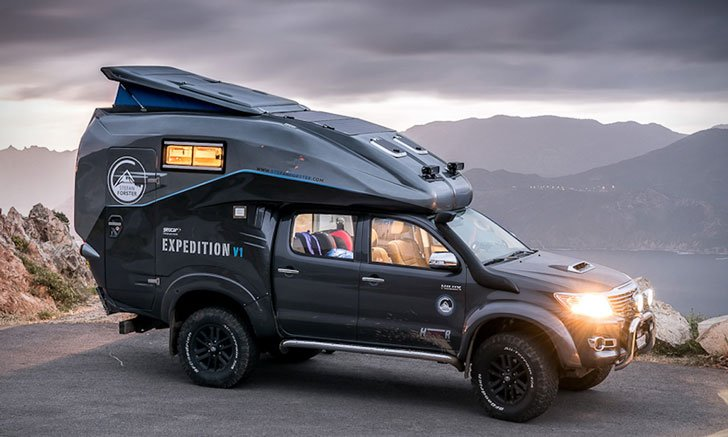 Expedition Vehicles