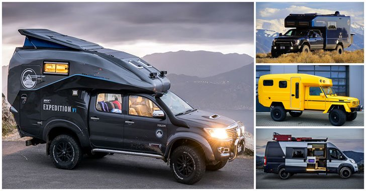 9 Awesome Expedition Vehicles You Need To See! - Awesome