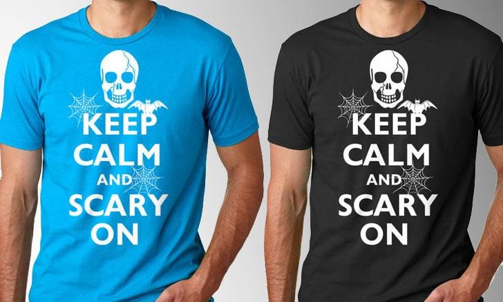 Halloween-t-shirts