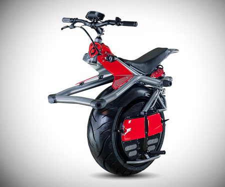 Ryno Single Wheel Motorcycle