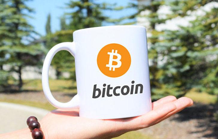 Bitcoin Coffee Mug